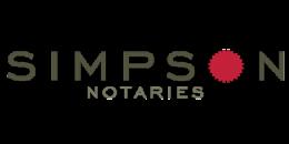 Simpson Notaries
